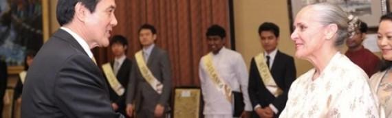 2013 03 08 第一屆亞洲青少年人權高峰會 台灣力爭不易!